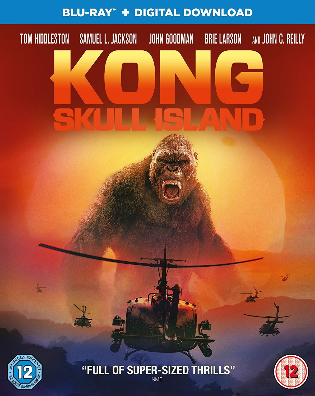 Kong: Skull Island [Blu-Ray] (IMPORT) (No English version)