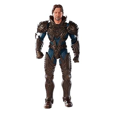 Superman Man of Steel Movie Masters Jor-el Action Figure: Toys & Games