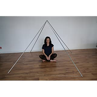 Pyramid for Meditation & Our Yoga Meditation Guide for FREE (Audio + Ebooks) - Healing Pyramid