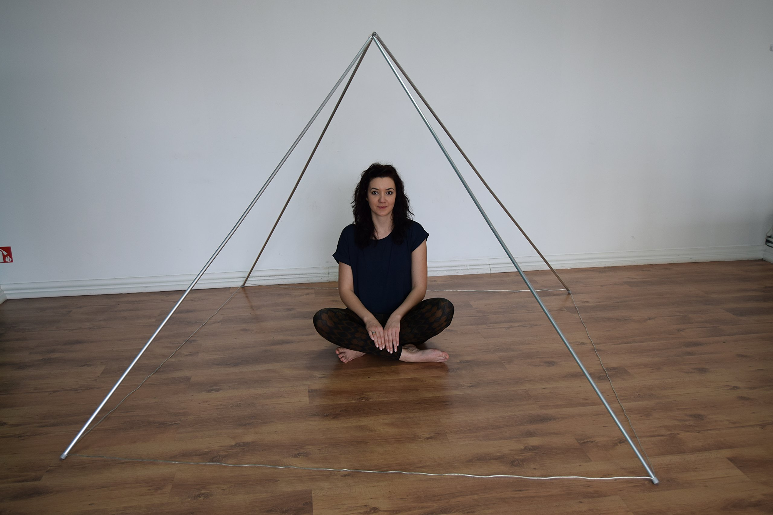 Pyramid for Meditation & Our Yoga Meditation Guide for FREE (Audio + Ebooks) - Healing Pyramid