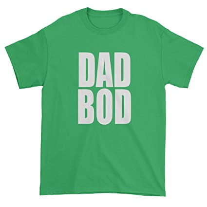 Amazon Expression Tees Dad BOD Fathers Day Mens T Shirt Clothing