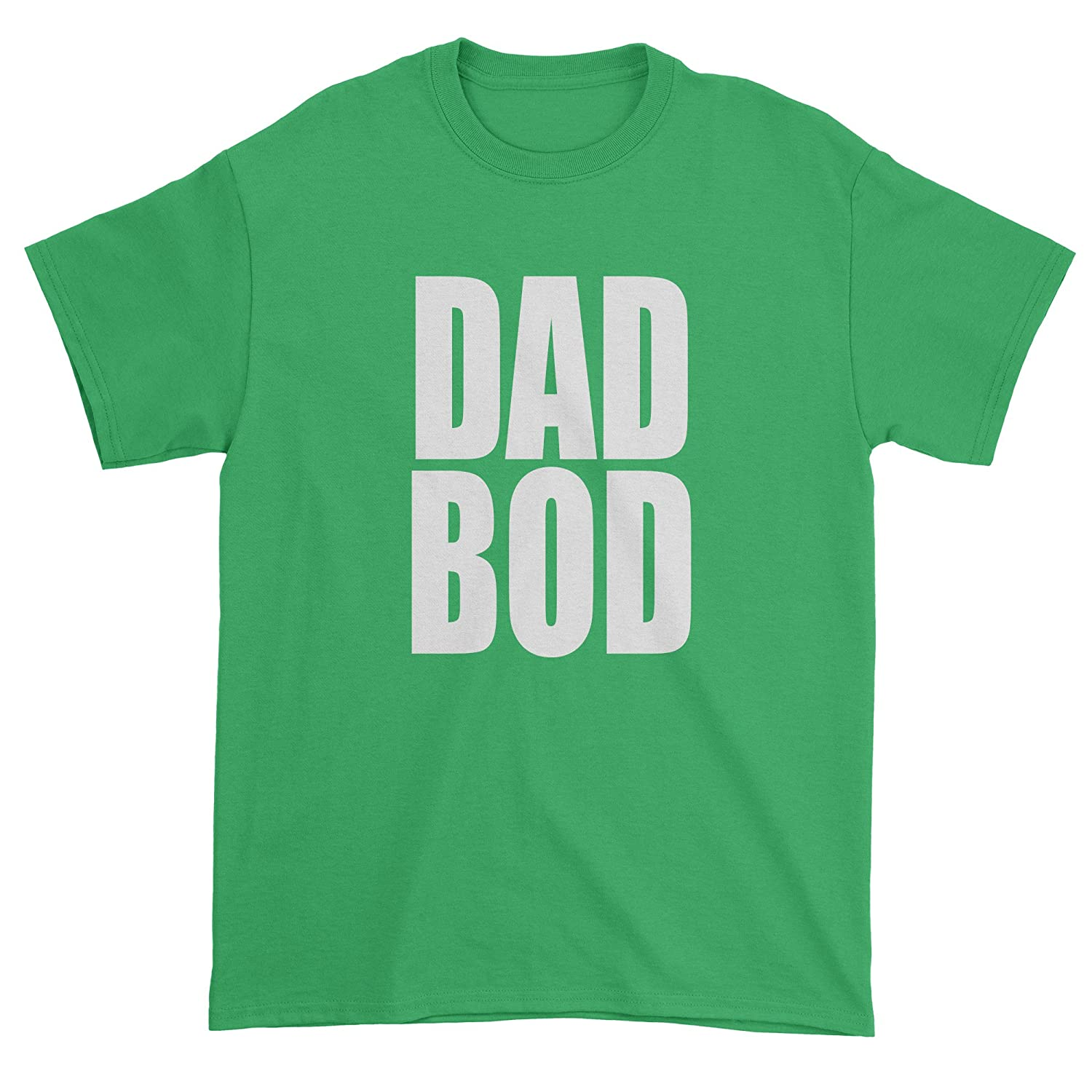 7e9a957f1 Amazon.com: Expression Tees Dad BOD Father's Day Mens T-Shirt: Clothing
