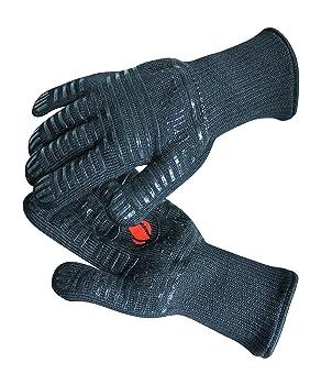 Grill Heat Aid Aramid Fabric BBQ Gloves