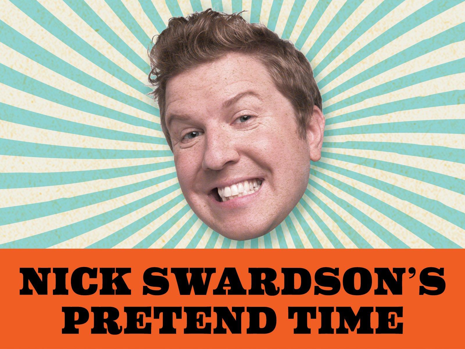 watch nick swardson pretend time online free