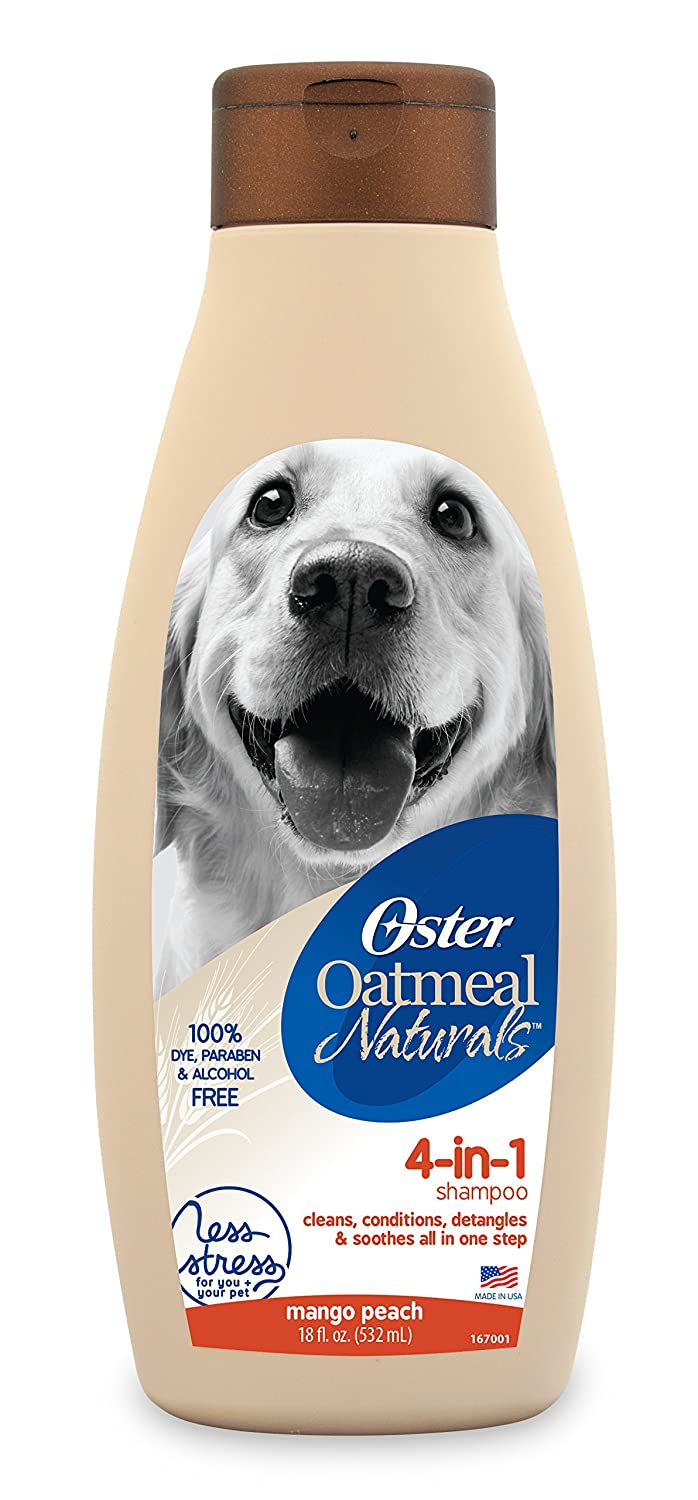 Oster Oatmeal Natural Shampoo