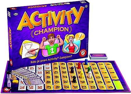 Piatnik 6051 - Party Game - Campeón Actividad: Catty, Paul, Führer, Ernst: Amazon.es: Juguetes y juegos