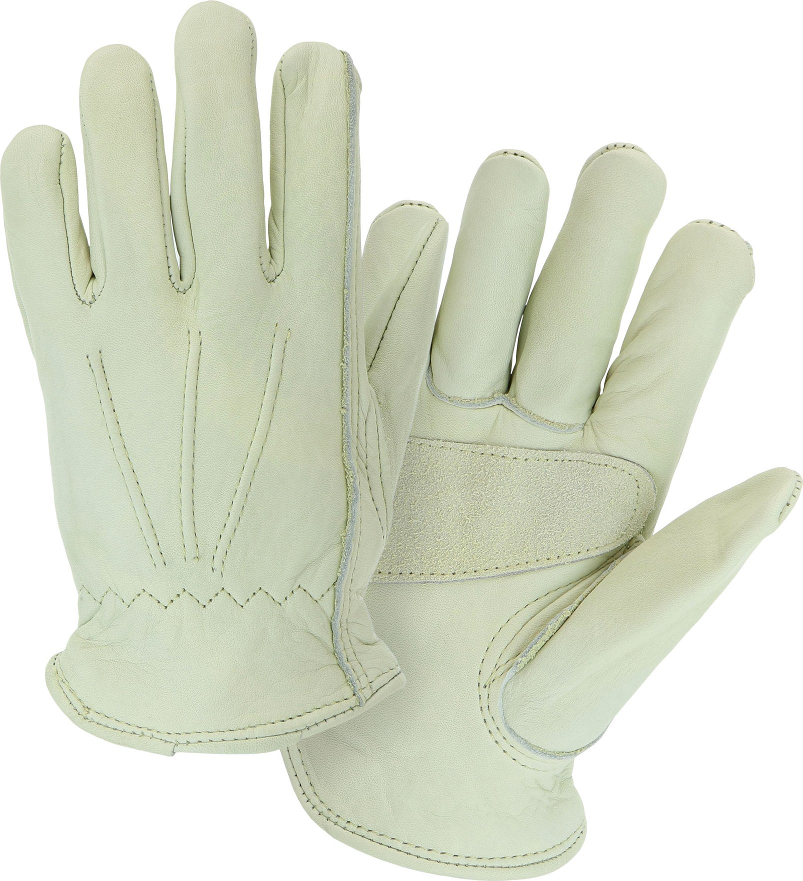 West Chester 84000 Master Guard Premium Grain Cowhide Leather Driver Work Gloves: Small, 1 Pair