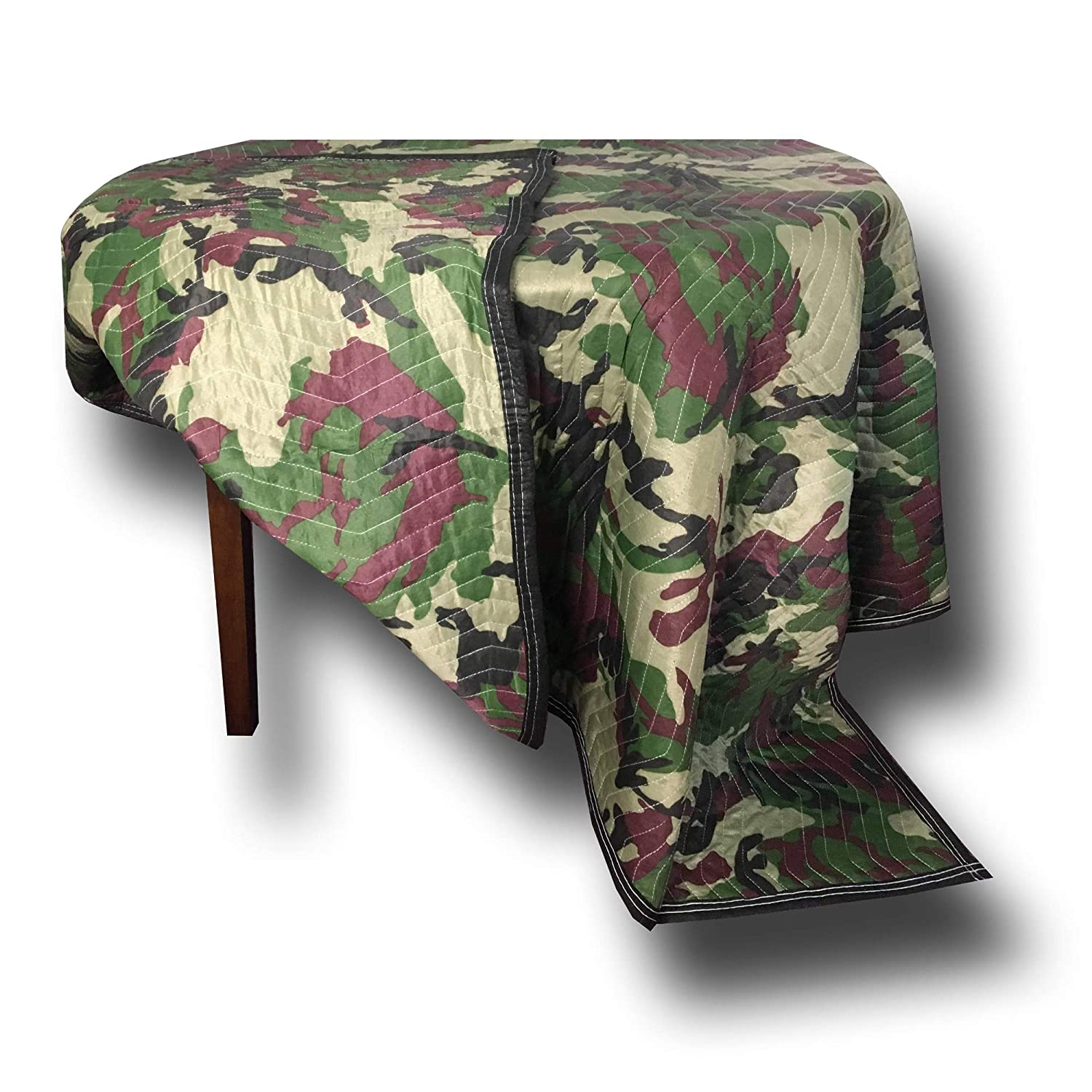 Camo Moving Blankets 65lbs//doz 6 Pack Uboxes A0065CA06