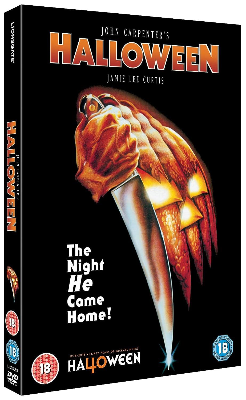 Halloween [DVD] [2018]: Amazon co uk: DVD & Blu-ray