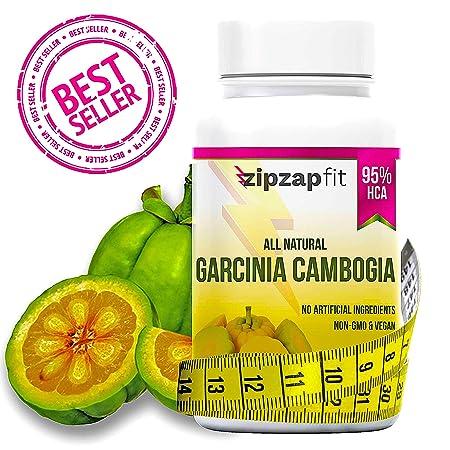 ZipZapFit Pure Garcinia Cambogia Extract – 95 HCA Capsules – Best Weight Loss Supplement – Non GMO – Gluten Gelatin Free – Natural Appetite Suppressant and Weight Loss Support – 60 Capsules 3