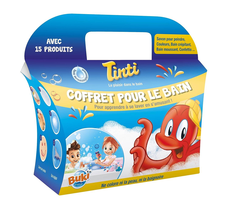 Tinti–Juego de baño Tinti-Juego de baño BUKK3 19000258