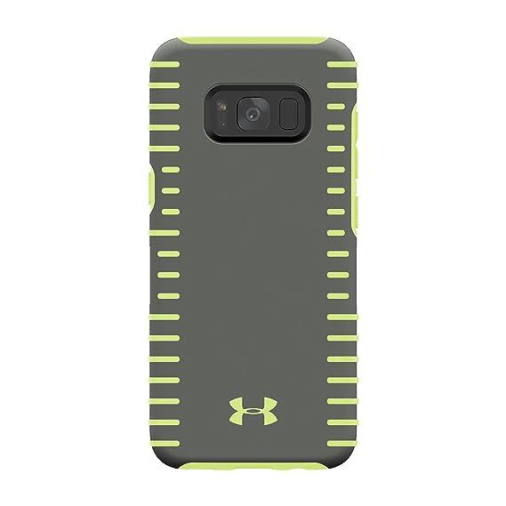 szczegółowe obrazy najlepiej online niższa cena z Under Armour UA Protect Grip Case for Samsung Galaxy S8 - Graphite/Quirky  Lime