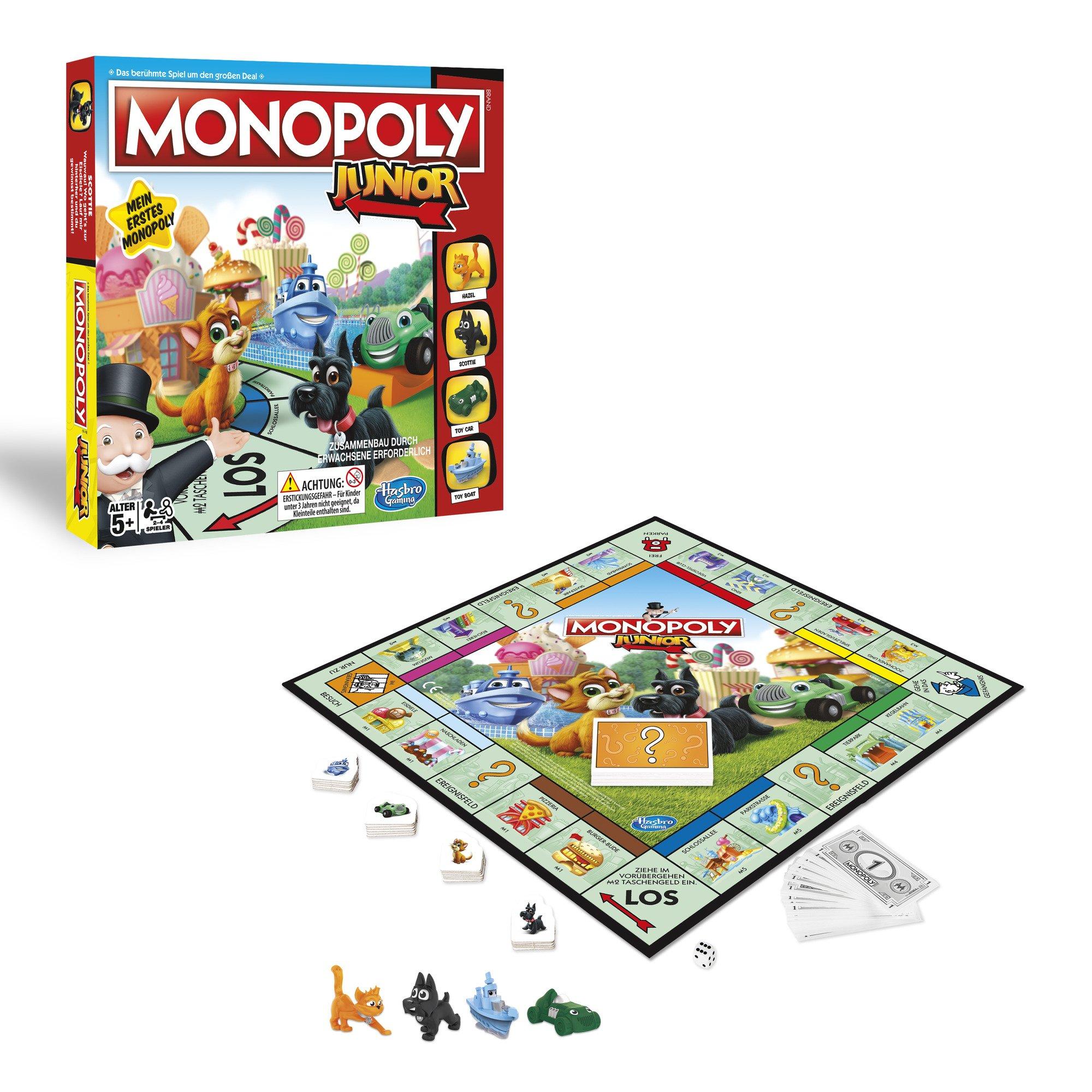 Monopoly Junior Refresh: Amazon.es: Libros en idiomas extranjeros
