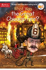 What Was the Great Chicago Fire? (What Was?) Kindle Edition