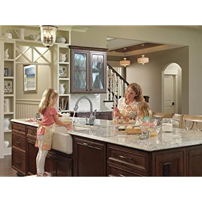Buy Delta Faucet Leland Single Handle Touch Kitchen Sink Faucet With Pull Down Sprayer Touch2o And Shieldspray Technology Magnetic Docking Spray Head Arctic Stainless 9178t Ar Dst Online In Indonesia B00qrjalyi