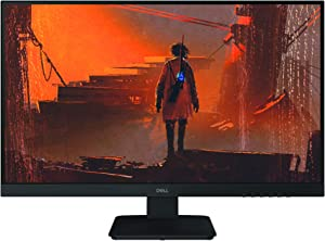 "Dell Gaming LED-Lit Monitor 27"" Black (D2719HGF), FHD (1920 x 1080) at 144 Hz, 2 ms response time, DP 1.2, HDMI, USB, 2W x 2 speakers, AMD FreeSync"