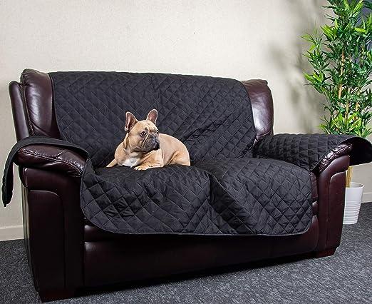 PawPride - Funda de sofá para Perros y Gatos (Forro Polar, 1 ...