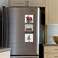 K Dekorasyon Sanat KMG3-1007 Tablo, Çok Renkli
