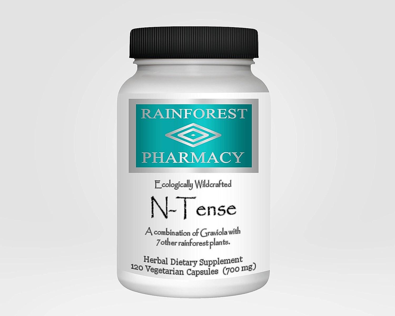 N-Tense 120 Vegetarian Capsules 700 mg