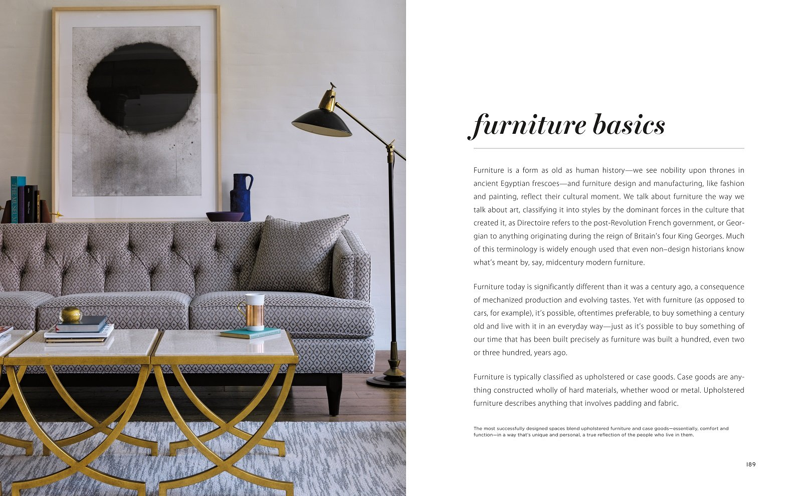 The Finer Things Timeless Furniture Textiles And Details