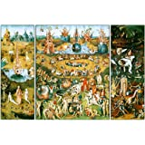 Amazoncom Hieronymus Bosch Garden of Earthly Delights Art Print