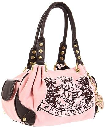 2117c5074012 Amazon.com  Juicy Couture Yhru2536 Baby Fluffy Bag