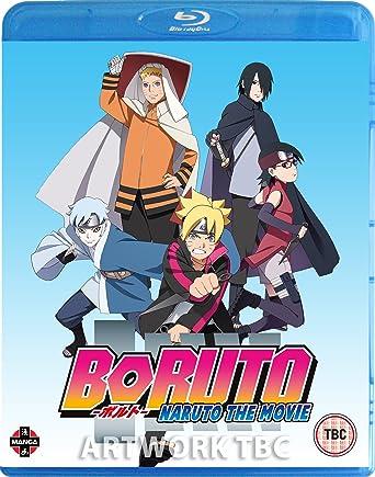 boruto the movie  bluray