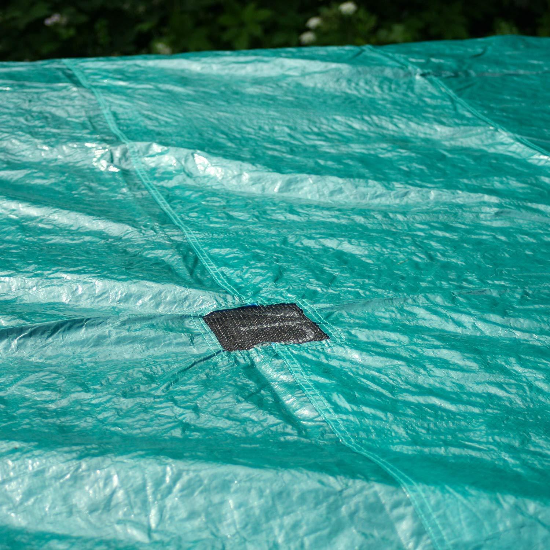 Ajuste Universal para 8/pies 10/pies 12/pies 14/pies Skyhigh UV Resistente Cubierta para trampol/ín de Grosor Material