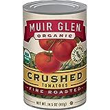 Muir Glen Organic Crushed Fire Roasted Tomatoes, 14.5 oz