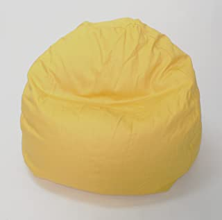 product image for Bean Products Comfy Bean Beanbag Small Cotton - Yellow