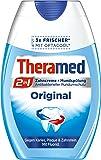 Theramed 2-in-1 Original Zahncreme, 4er Pack (4 x 75 ml)