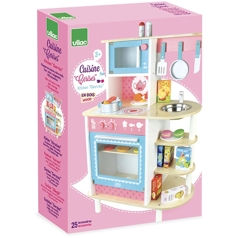 Vilac vilac8108 Au Temps des Cerises Küche Einheit: Amazon.de: Spielzeug