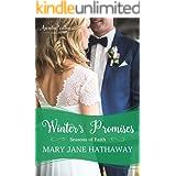 Winter's Promises: Inspirational Romance (Seasons of Faith Book 4)