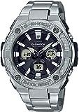 [カシオ]CASIO 腕時計 G-SHOCK ジーショック G-STEEL 電波ソーラー GST-W330D-1AJF メンズ