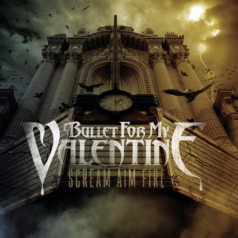 Vinilo : Bullet for My Valentine - Scream Aim Fire (LP Vinyl)