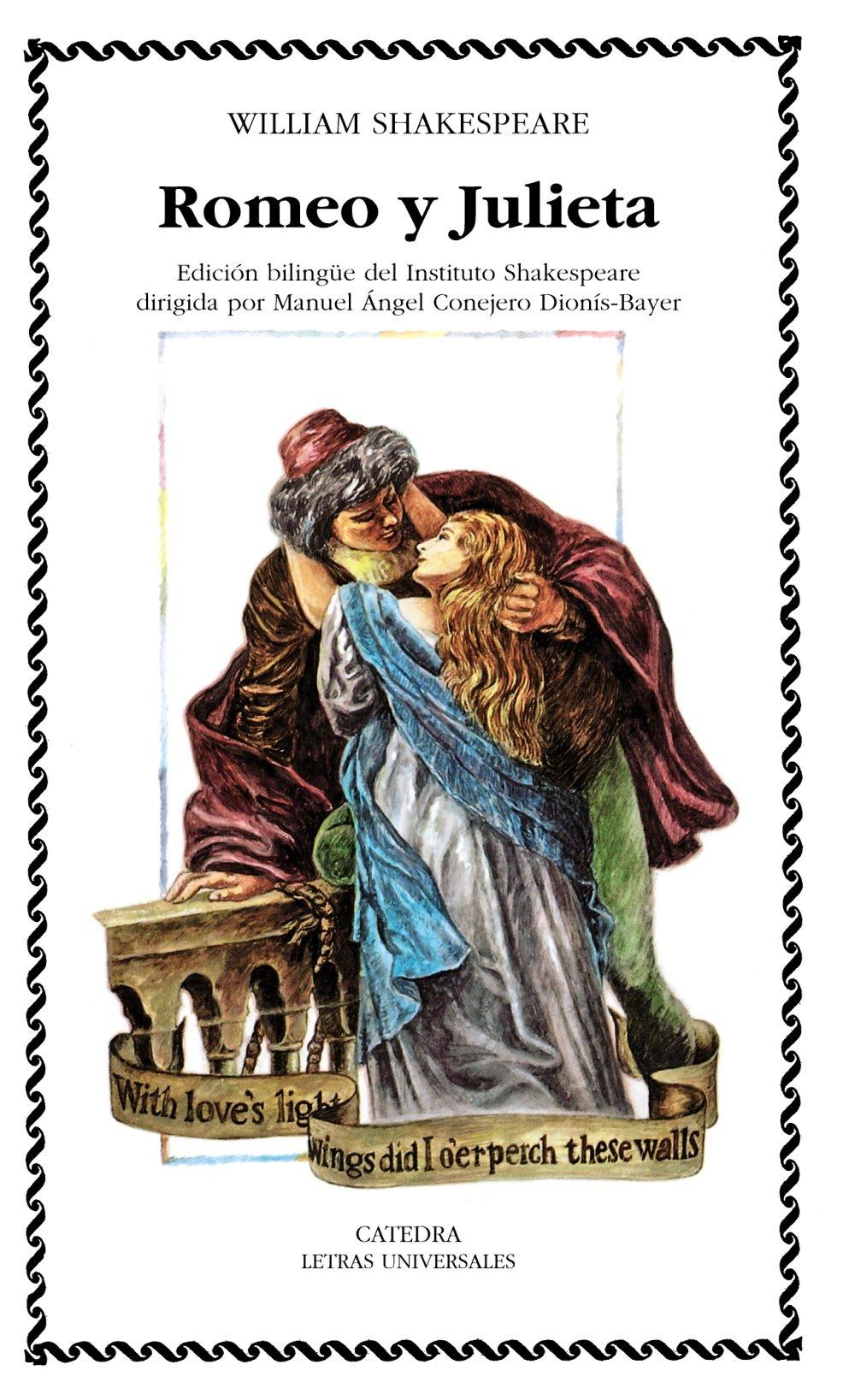 Romeo y Julieta (Letras Universales)