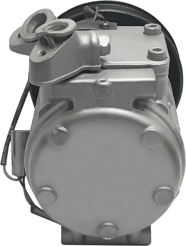 RYC Remanufactured AC Compressor and A//C Clutch GG320