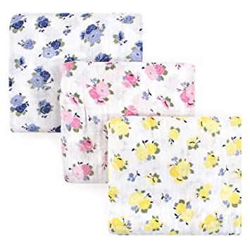 multiple prints Lightweight Baby Swaddle Blankets single or mix and match