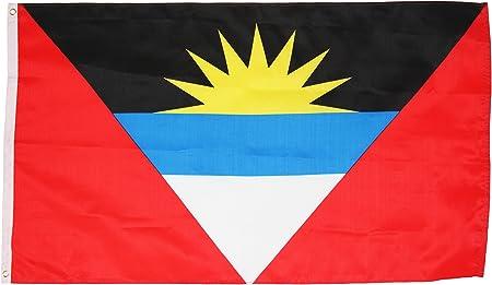 Antigua y Barbuda Nacional Bandera de país – 3 pies por 5 pies de ...