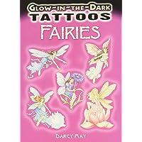 Glow-in-the-Dark Tattoos Fairies