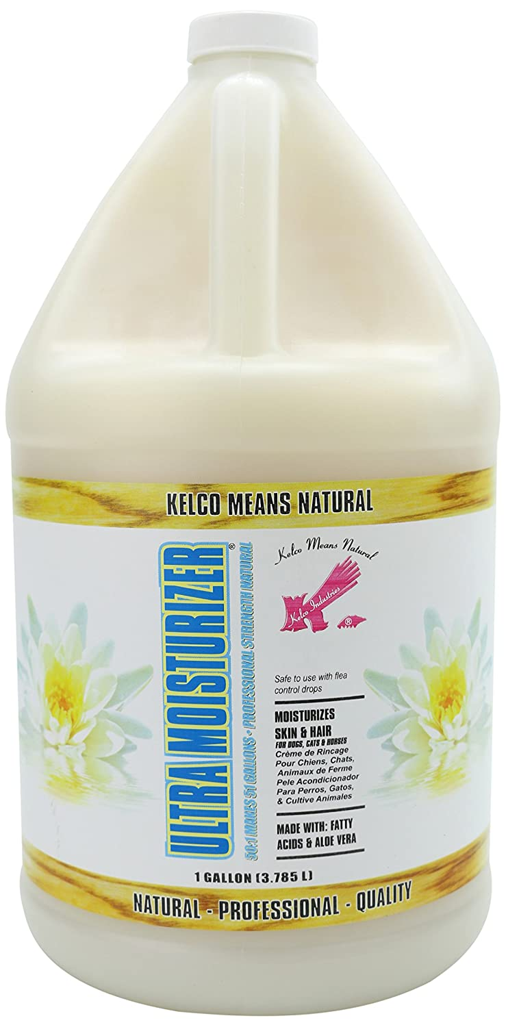 3.8 litres Kelco 50 1 Ultra Moisturizer Conditioner Gallon