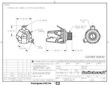81Z8 lWah9L._SX463_ switchcraft input jack wiring diagram on switchcraft download  at gsmx.co