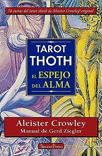 El libro de Thoth: Tarot Egipcio Fuera De Coleccion: Amazon ...