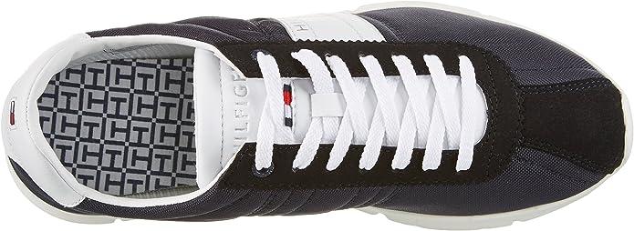 Tommy Hilfiger T2285obias 9c, Zapatillas para Hombre: Amazon.es: Zapatos y complementos