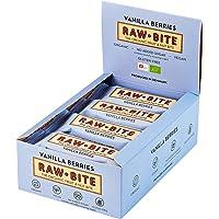 Raw Bite Barrita Ecológica de Vainilla y Frutos