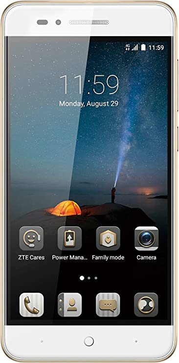 ZTE Blade A612 - Smartphone con Pantalla de 5