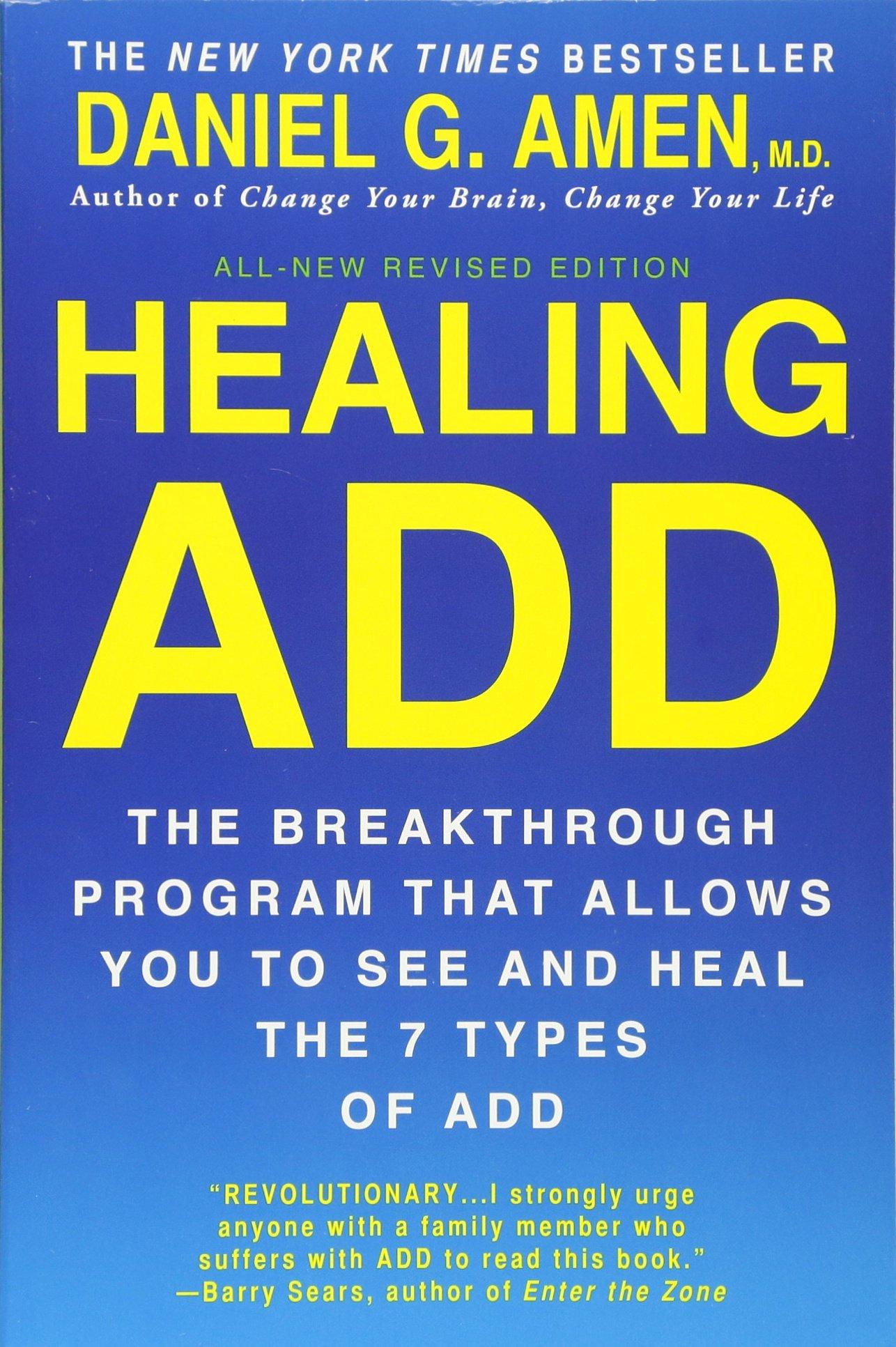 Healing ADD Revised Breakthrough Program product image