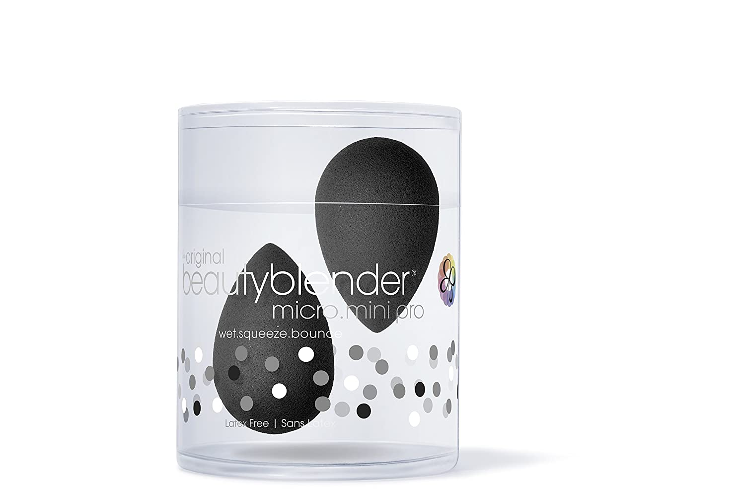 beautyblender micro.mini pro: Mini Makeup Sponges perfect for Darker-Toned Contouring, Highlighting & Concealing