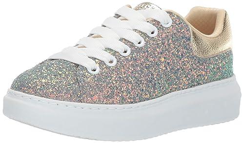 new list cheapest sale temperament shoes Skechers Women's High Street. Chunky Glitter Fashion Sneaker