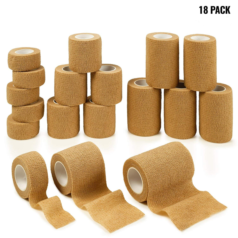 Amazon Medca Tape Wrap Self Adherent Rap Tape Adhering Stick